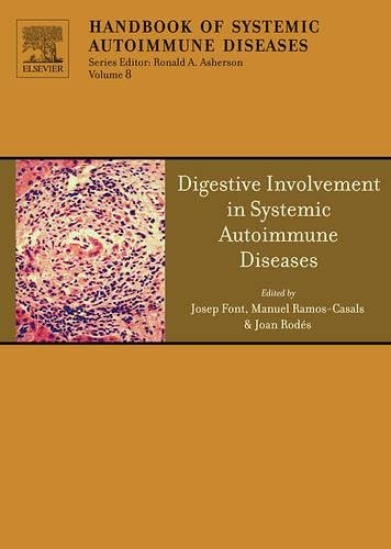 9780444531681: Digestive Involvement in Systemic Autoimmune Diseases, Volume 13 (Handbook of Systemic Autoimmune Diseases)