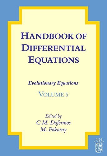 Handbook of Differential Equations: C. M. Dafermos