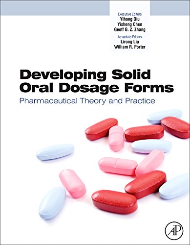 9780444532428: Developing Solid Oral Dosage Forms: Pharmaceutical Theory and Practice