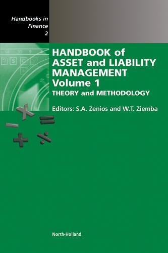 9780444532480: Handbook of Asset and Liability Management - Set, Volume 1 & 2 (Handbooks in France)