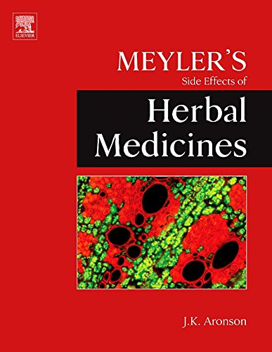 9780444532695: Meyler's Side Effects of Herbal Medicines
