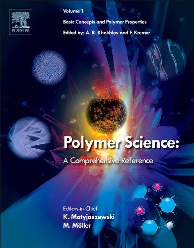 Polymer Science: A Comprehensive Reference, Ten Volume Set: Martin Moeller