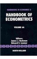 9780444534286: Handbook of Econometrics, Volume 6 (2 Volume Set)