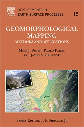 9780444534460: Geomorphological Mapping: Methods and Applications (Developments in Earth Surface Processes)