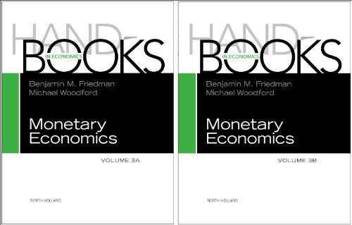 9780444534705: Handbook of Monetary Economics vols 3A+3B Set