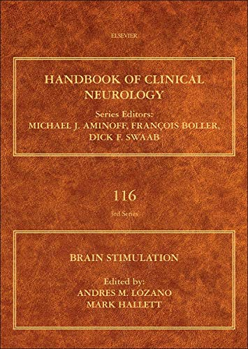 9780444534972: Brain Stimulation, Volume 116 (Handbook of Clinical Neurology)