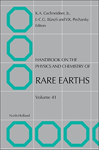 Handbook on the Physics and Chemistry of Rare Earths: Karl A. Gschneidner