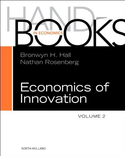 9780444536099: Handbook of the Economics of Innovation, Volume 2 (Handbooks in Economics)