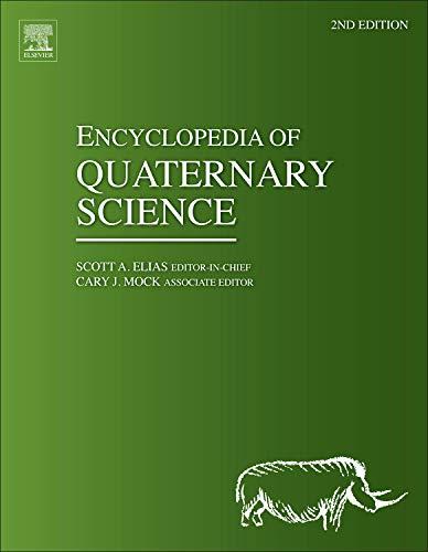 9780444536433: Encyclopedia of Quaternary Science