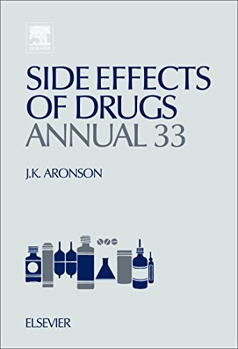 9780444537416: Side Effects of Drugs Annual, Volume 33: A Worldwide Yearly Survey of New Data in Adverse Drug Reactions