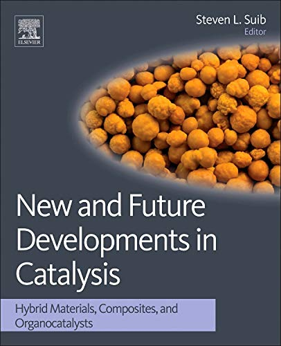 9780444538765: New and Future Developments in Catalysis: Hybrid Materials, Composites, and Organocatalysts