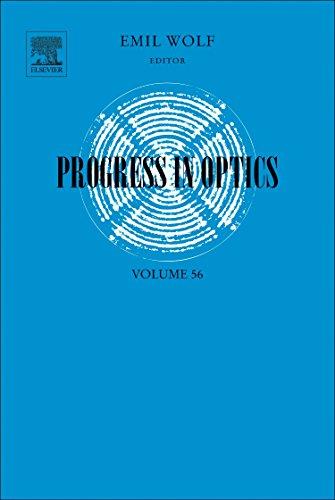 9780444538864: Progress in Optics, Volume 56