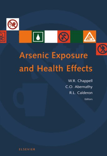 9780444539076: Arsenic Exposure and Health Effects