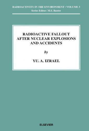 9780444539168: Radioactive Fallout after Nuclear Explosions and Accidents