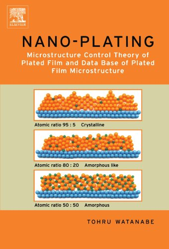 9780444539304: Nano-Plating - Microstructure Control Theory of Plated Film and Data Base of Plated Film Microstructure
