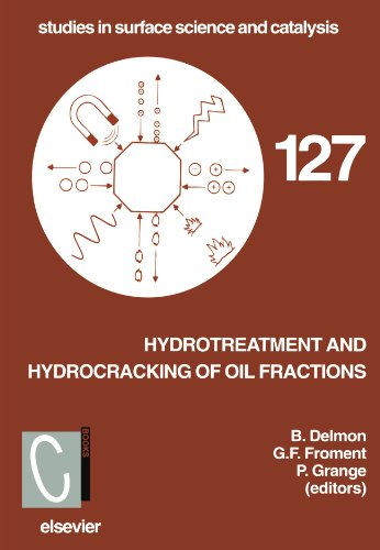 9780444539472: Hydrotreatment and Hydrocracking of Oil Fractions