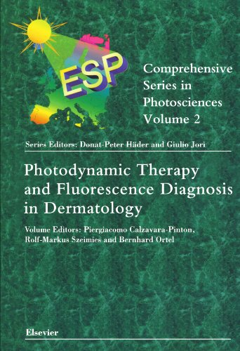 9780444540058: Photodynamic Therapy and Fluorescence Diagnosis in Dermatology
