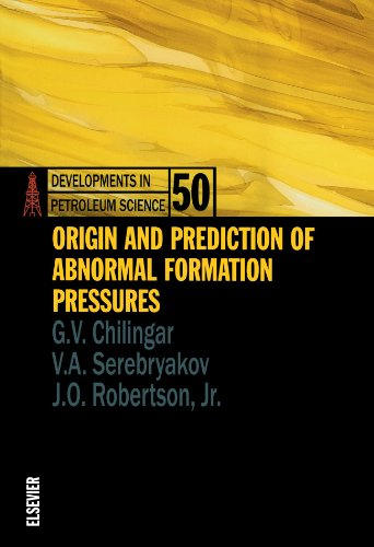 9780444540096: Origin and Prediction of Abnormal Formation Pressures