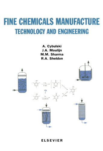 9780444540898: Fine Chemicals Manufacture: Technology and Engineering