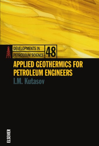 9780444541383: Applied Geothermics for Petroleum Engineers