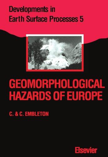 9780444541499: Geomorphological Hazards of Europe