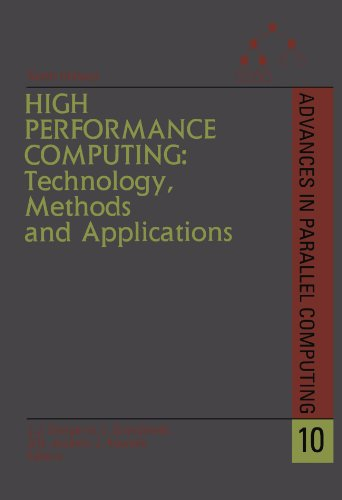 9780444542274: High Performance Computing: Technology, Methods and Applications