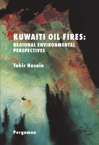 9780444542434: Kuwaiti Oil Fires: Regional Environmental Perspectives