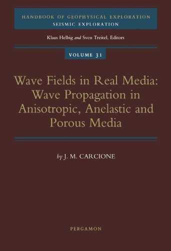 9780444542540: Wave Fields in Real Media: Wave Propagation in Anisotropic, Anelastic and Porous Media