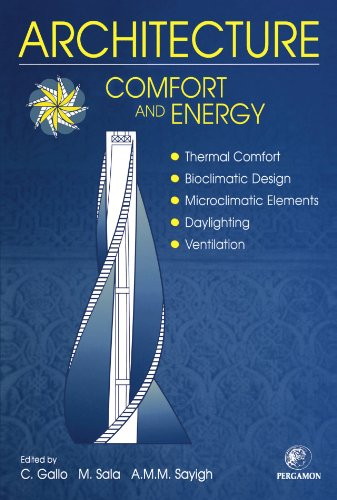 9780444542717: Architecture - Comfort and Energy