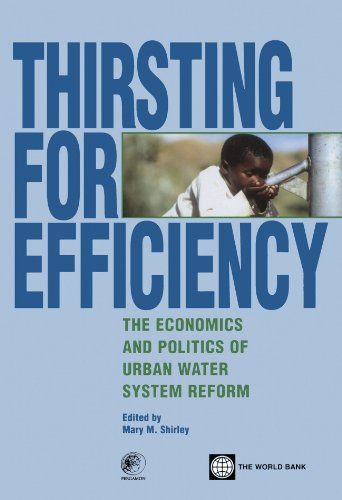 9780444542762: Thirsting for Efficiency: The Economics and Politics of Urban Water System Reform