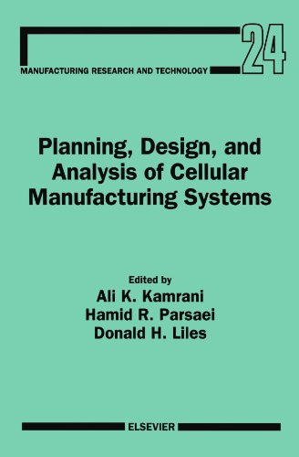 9780444544087: Planning, Design, and Analysis of Cellular Manufacturing Systems