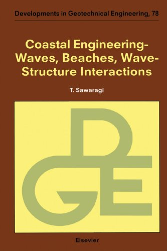 9780444544094: Coastal Engineering - Waves, Beaches, Wave-Structure Interactions
