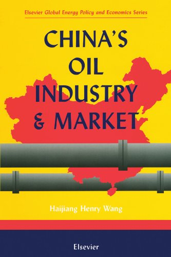 9780444544438: China's Oil Industry and Market