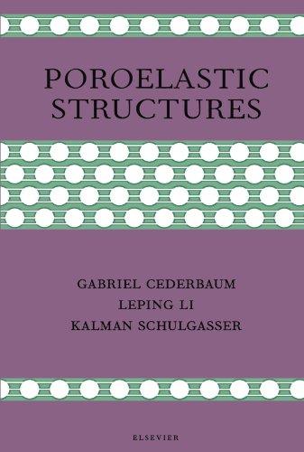 9780444544520: Poroelastic Structures