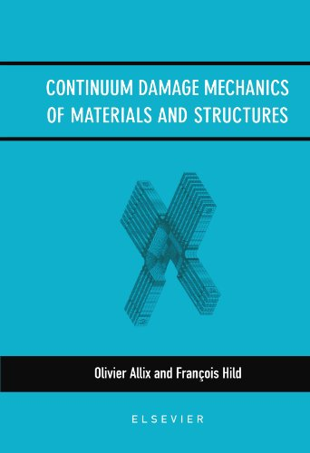 9780444544599: Continuum Damage Mechanics of Materials and Structures