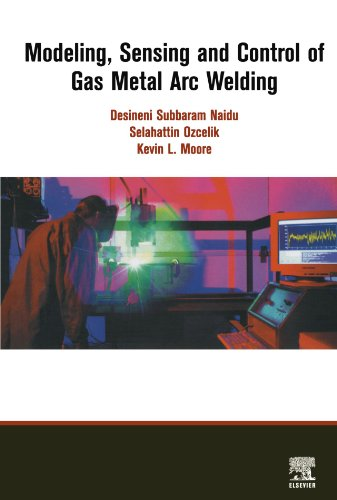 9780444544667: Modeling, Sensing and Control of Gas Metal Arc Welding