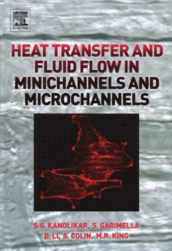 9780444544766: Heat Transfer and Fluid Flow in Minichannels and Microchannels