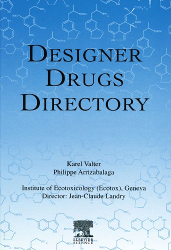 9780444544834: Designer Drugs Directory
