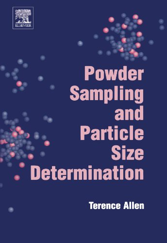 9780444545558: Powder Sampling and Particle Size Determination