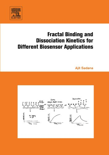 9780444545916: Fractal Binding and Dissociation Kinetics for Different Biosensor Applications