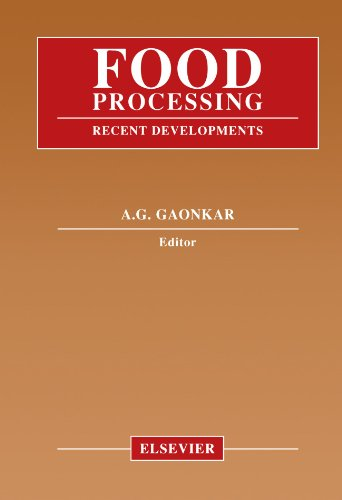 9780444546098: Food Processing: Recent Developments