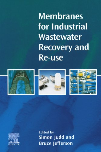 9780444546661: Membranes for Industrial Wastewater Recovery and Re-use