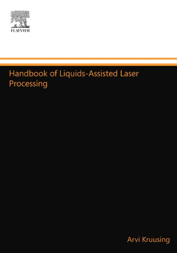 9780444547347: Handbook of Liquids-Assisted Laser Processing