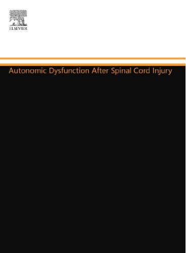 9780444547521: Autonomic Dysfunction After Spinal Cord Injury