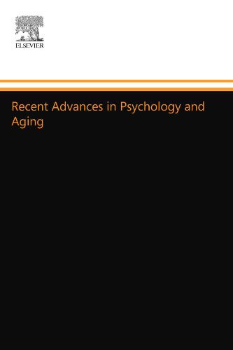 9780444547743: Recent Advances in Psychology and Aging