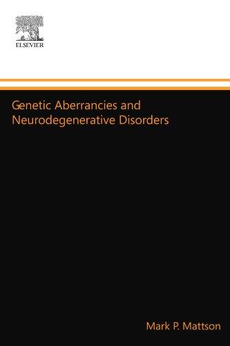 9780444547873: Genetic Aberrancies and Neurodegenerative Disorders