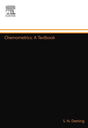 9780444548313: Chemometrics: A Textbook