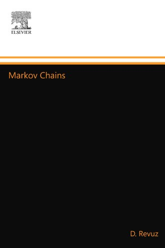 9780444548382: Markov Chains