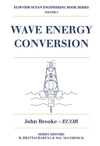 9780444549235: Wave Energy Conversion