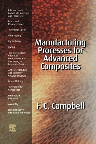 9780444551726: Manufacturing Processes for Advanced Composites
